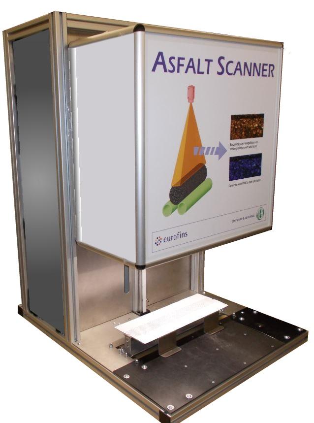 Asfalt Scanner