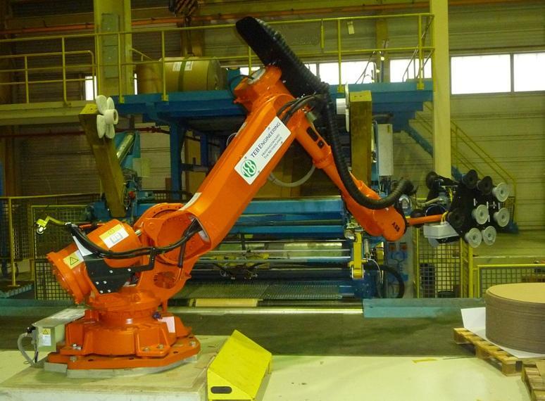 ABB IRB6640 Robot